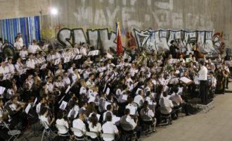 Alboraia celebra el seu Festival de Bandes