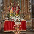 La processó als Sants Patrons va tancar les Festes Patronals 2016