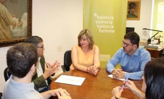 Burjassot aposta per la promoció econòmica a través del turisme amb ajuda de València Turisme