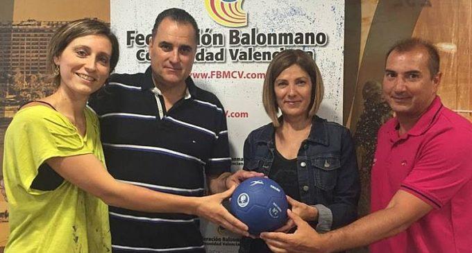 Aquest cap de setmana el Tour 2016 de l'Arena Handball se celebra en la Malvarrosa