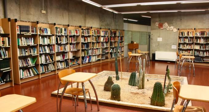 Més de 17.400 persones gaudeixen del servei 24 hores de la biblioteca de la Cova Gran