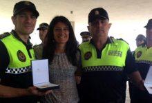 La Generalitat Valenciana condecora a dos policies locals de Paiporta