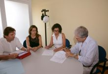 La Generalitat entrega el CEIP Rosa Serrano a Paiporta i el trasllat començarà hui
