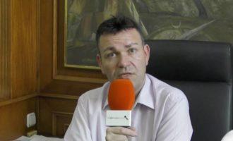 """Jesús Monzó:""""La irresponsabilitat és molt gran perquè és voler bloquejar un govern sense presentar alternativa alguna."""""""
