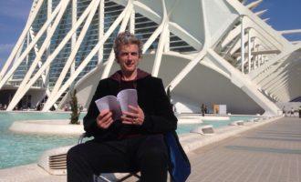 La Ciutat de les Arts i les Ciències acull el rodatge de la sèrie de la BBC 'Doctor Who'