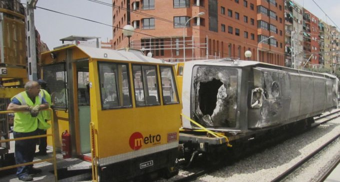 Cinc exdirectius de FGV declararan per l'accident de metro de 2006