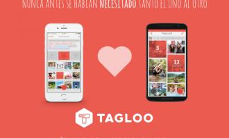 Tagloo, l'app que planta cara a 'Facebook Moments'