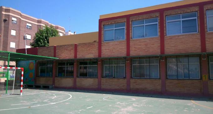 Educación invertirà 3,8 milions per a construir aules en el col·legi Ciutat de Cremona d'Alaquàs