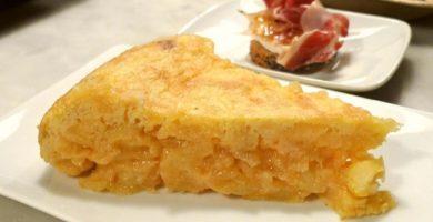 Menja't la millor truita de creïlla a València