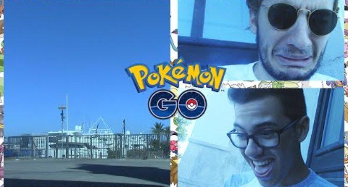 El Port de València ple de Pokemon