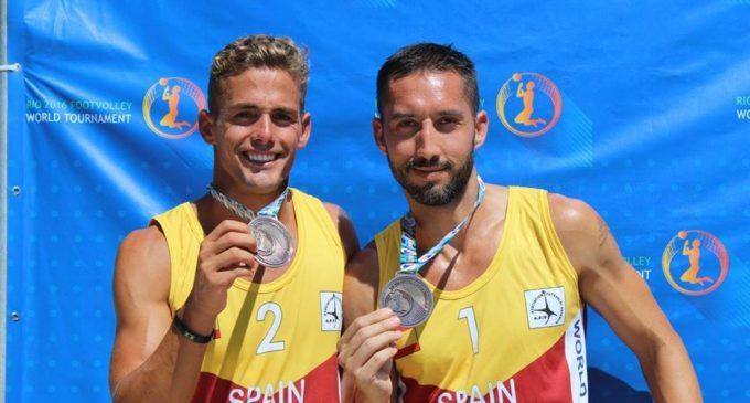 Juan López i Sergio Antolinos, bronze en Río