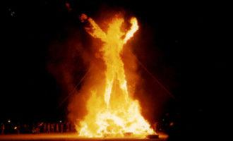 L'Ajuntament de València estarà representat per Giuseppe Grezzi en el Burning Man als Estats Units