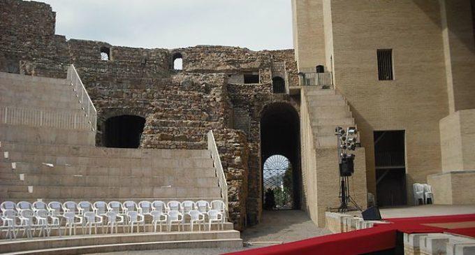 Sagunt a Escena porta el mite de 'Fedra' al Teatre Romà de Sagunt