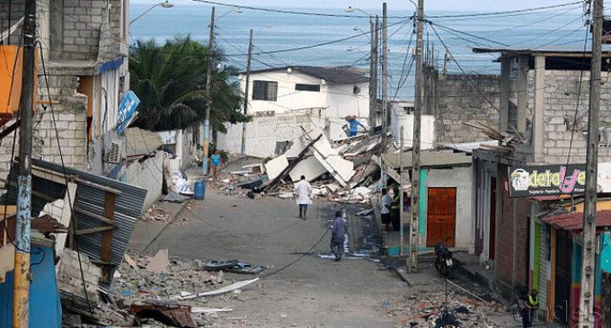 Transparència aprova les bases per a la concessió d'ajuda humanitària en la República de l'Equador després del terratrémol del passat mes d'abril