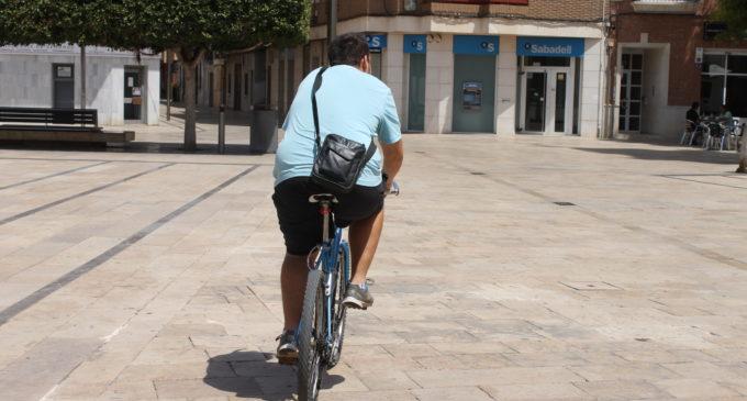 """Alfafar s'adherix a la """"Asociació xarxa de ciutats per la bicicleta"""""""