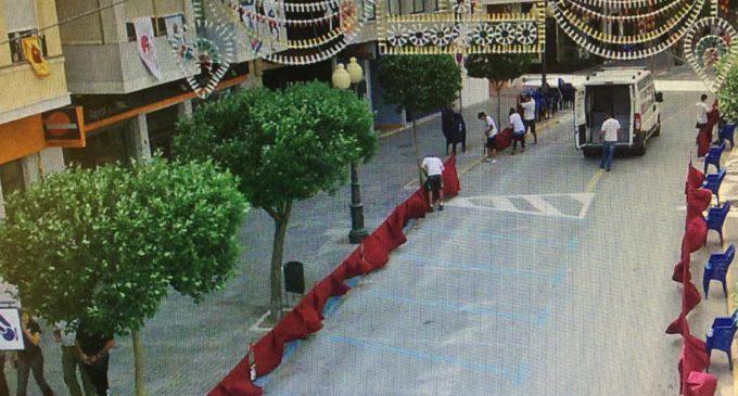 Intercomparses vestirà els carrers de Paterna durant les desfilades de moros i cristians