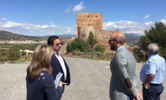 El Pla de Camins i Vies de la Diputació injecta 370.000 euros en els municipis del Camp de Morvedre