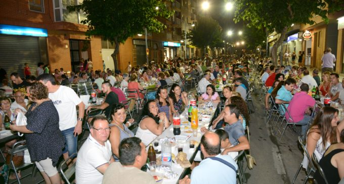 Comença la inscripció per a la Festa del Melonet i el Sopar Popular de les Festes de Paiporta