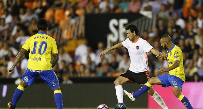 Dani Parejo i els seus 200 partits oficials amb el València