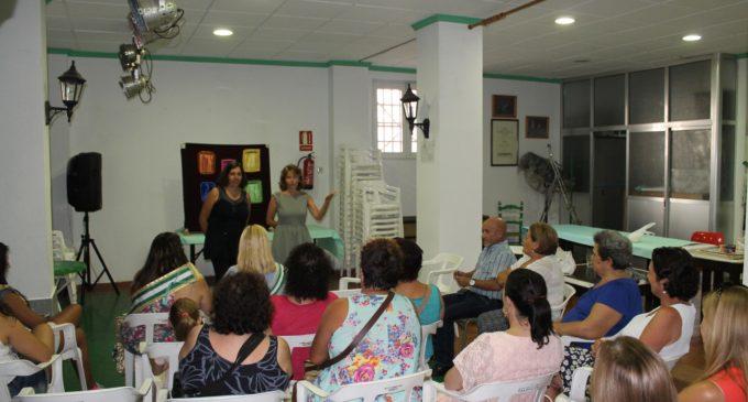 L'Associació cultural Amics de la cultura andalusa i Casa de la Dona juntes per la igualtat
