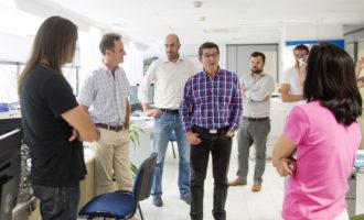 La Diputació modernitza l'Àrea de Carreteres que gestiona una xarxa viària de 1.800 quilòmetres en la província