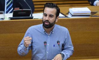 """Muñoz: """"La setmana en la coneixem la condemna a Grau i el processament a Camps, el PP intenta tapar la seua vergonya tornant a endollar el ventilador"""""""