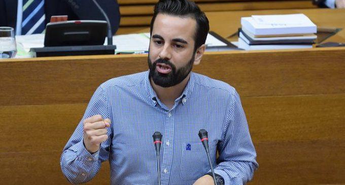 """Muñoz: """"Bonig oblida que quasi el 30% del deute des de 2015 correspon a factures que el PP va deixar en els calaixos"""""""