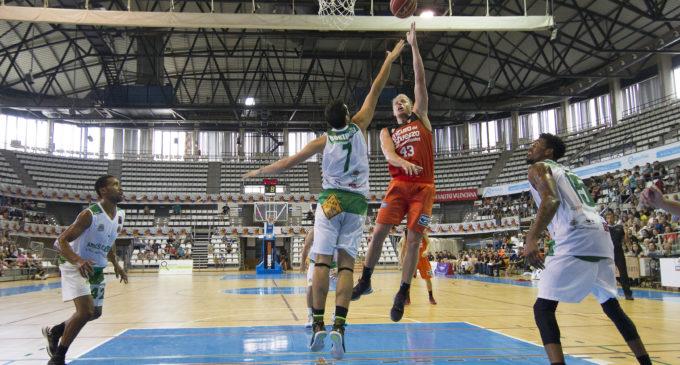 Valencia Basket inicia la Lliga Endesa davant el CAI Zaragoza