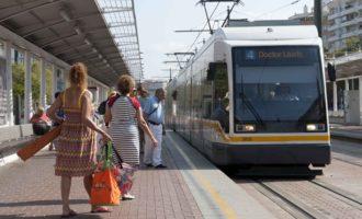 Metrovalencia guanya prop d'1,5 milions de viatgers en el primer semestre del 2016