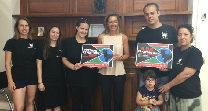 L'Ajuntament de Paterna impulsa la campanya de captació de voluntaris de la protectora Modepran
