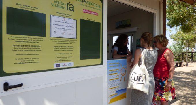 L'Ajuntament incorpora 32 persones per a cuidar la devesa i obri un tercer punt d'informació al visitant