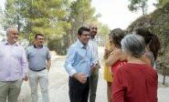 La Canal de Navarrés recibe medio millón de euros del Plan de Caminos y Viales de la Diputación