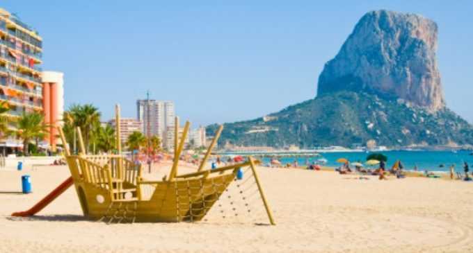 El 97,2 % de les platges valencianes mantenen aquesta setmana la qualificació d'Excel·lent en qualitat de l'aigua