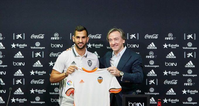 """Montoya: """"És un plaer estar en el València CF, amb tanta història i amb una gran afició"""""""