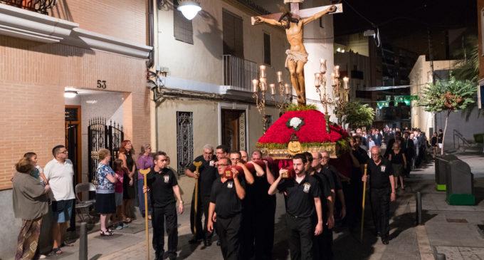 Mislata celebra la festivitat del Santíssim Crist de la Fe