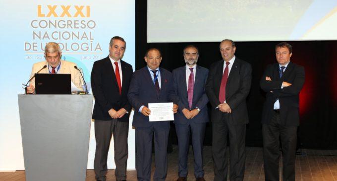 El Servici d'Urologia de La Fe rep dos premis sobre les investigacions en el Congrés Nacional d'Urologia de Toledo