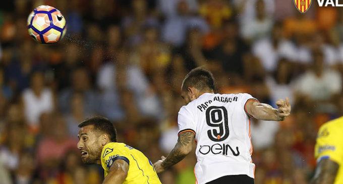 Crònica: El València perd (2-4) contra Las Palmas en el seu debut de lliga