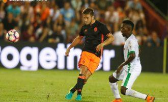 De nou Medrán: València guanya 2-1 al NPFL All Starts