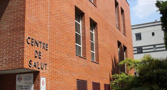 L'Ajuntament de Catarroja sol·licita la correcció de la cartelleria del centre de salut