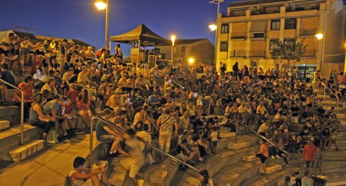 Més de 2000 persones han disfrutat amb les sessions del Cine d'Estiu de Paterna