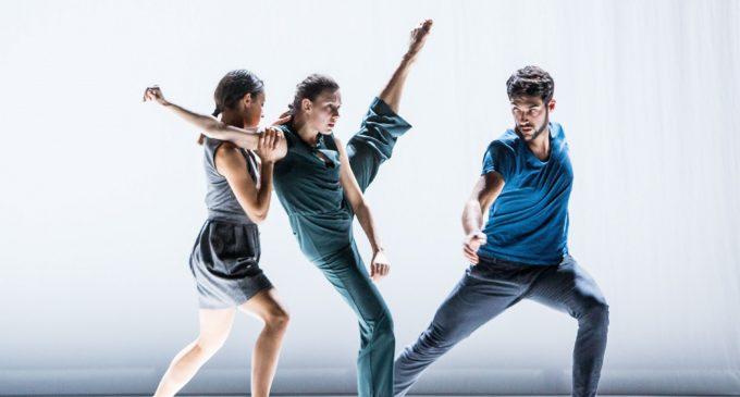 La dansa de Thomas Noone recrea el mite de 'Medea' a Sagunt a Escena