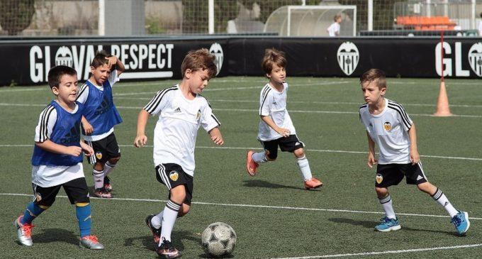 La cantera del Valencia CF també es prepara per a la nova temporada