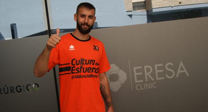 Jankovic completa el seu fitxatge per el Valencia Basket