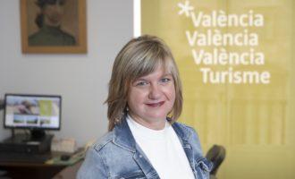 Pilar Moncho: «El nostre repte és convertir les xifres exceŀlents de juliol en turisme sostenible i ocupació de qualitat»