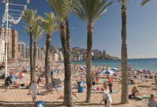 La Comunitat Valenciana, l'autonomia amb més platges de bandera blava