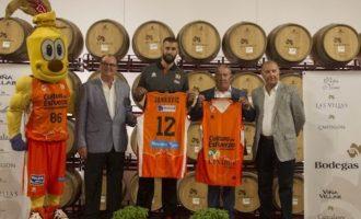 """Jankovic: """"Agraïsc poder viure l'experiència de jugar en un equip com València Basket"""""""