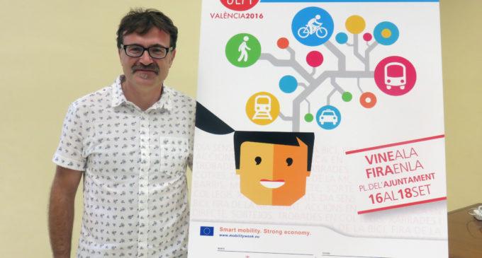 Inndea València se suma també a la Setmana de la Mobilitat amb solucions innovadores