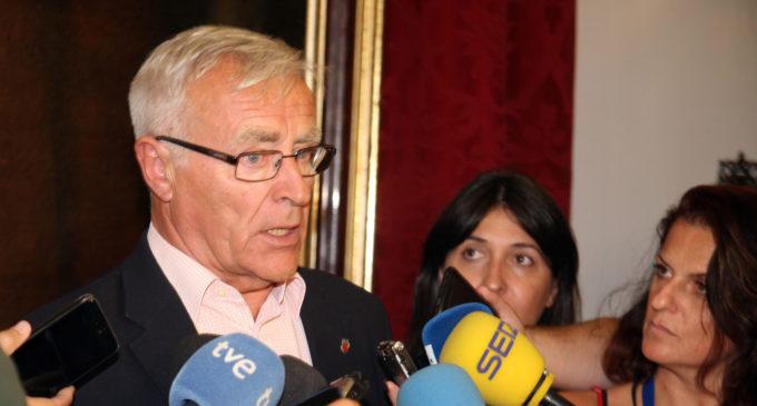"""Joan Ribó: """"La imputació de Rita Barberá marca el final definitiu de l'era fosca de corrupció a l'Ajuntament"""""""