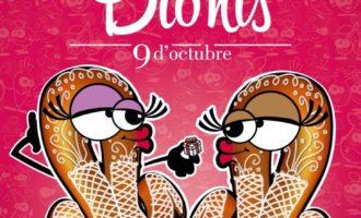 Si estàs enamorat/ada celebra Sant Dionís