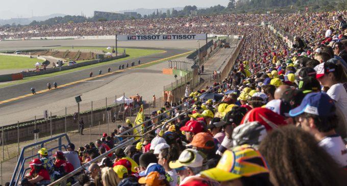 El Circuit amplia el seu aforament per al Gran Premi Motul de la Comunitat Valenciana